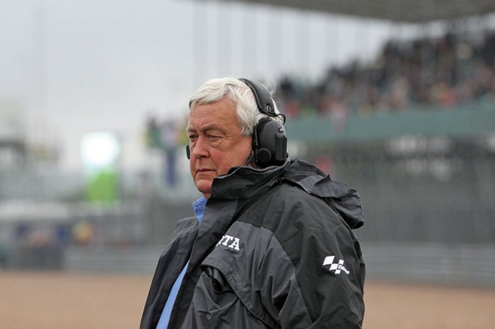 Trimby is responsible for making sure MotoGP happens