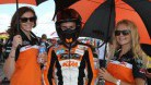Irving is excited to make his Moto3 GP debut