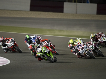 2014 Qatar World Superbikes