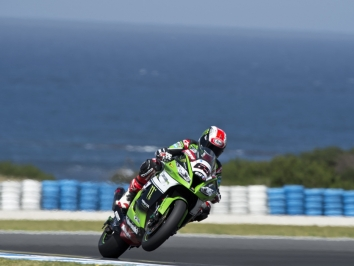 2015 Phillip Island World Superbike test
