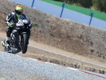 Guadix British Superbike test