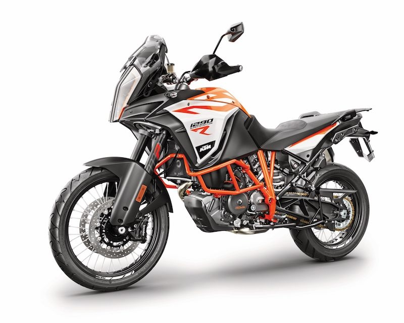 Ktm 1290 super adventure r my2017 le front