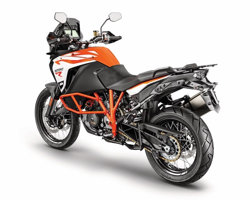 Ktm 1290 super adventure r my2017 le rear