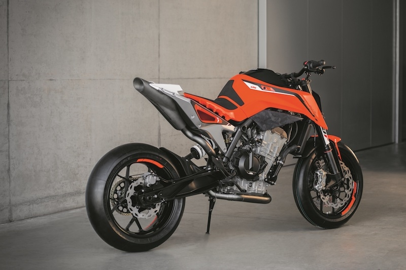Ktm 790 duke prototype 03