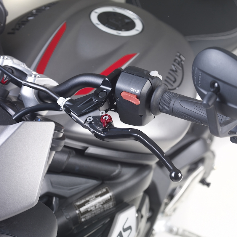 Machined levers