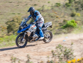2017 BMW R1200 GS Rallye launch gallery
