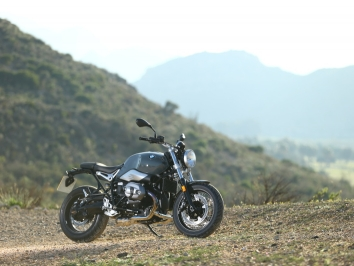 2017 BMW RnineT Pure launch gallery
