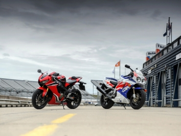 25 years of the FireBlade