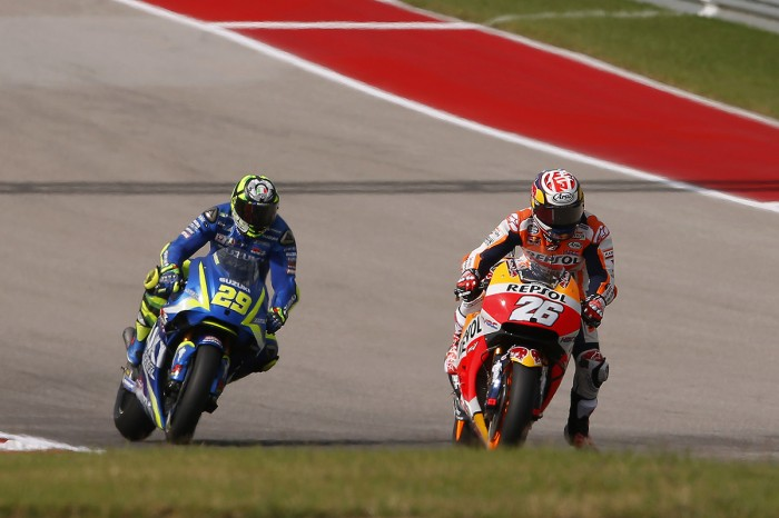 Marquez wins 5th straight MotoGP Grand Prix of the Americas