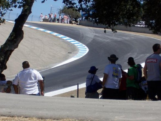 The Corkscrew. Much steeper and higher than it looks
