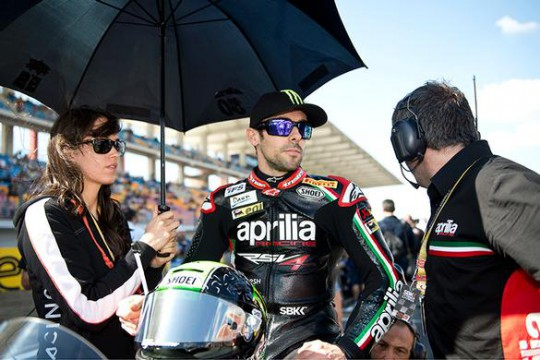 Laverty has more than one option in MotoGP