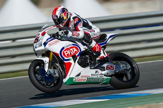 Rea said his engine setup was aggressive for the tight Spanish track