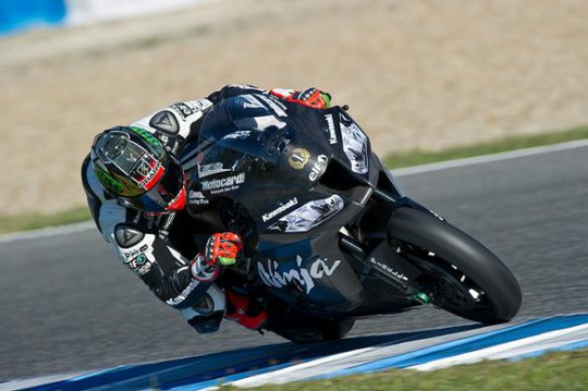 Sykes has found yet more pace at Jerez...