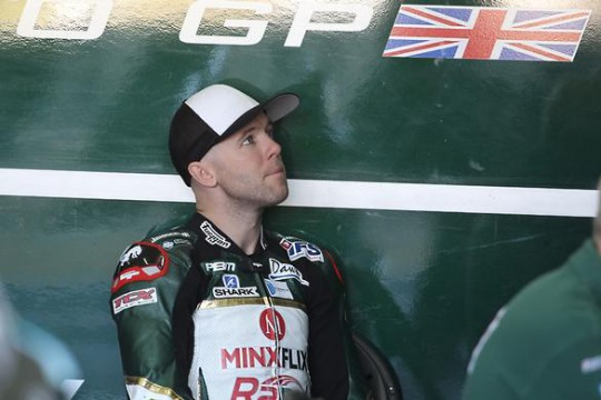 Laverty is pleased to have another shot at MotoGP