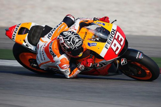 Marquez still has three tenths to find to equal his predecessor Stoner