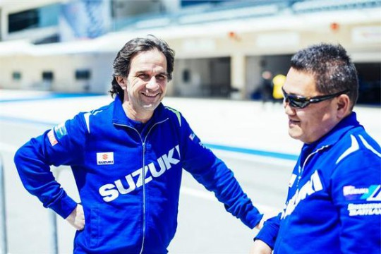 Brivio also has close ties with Valentino Rossi, another rider out of contract in 2014