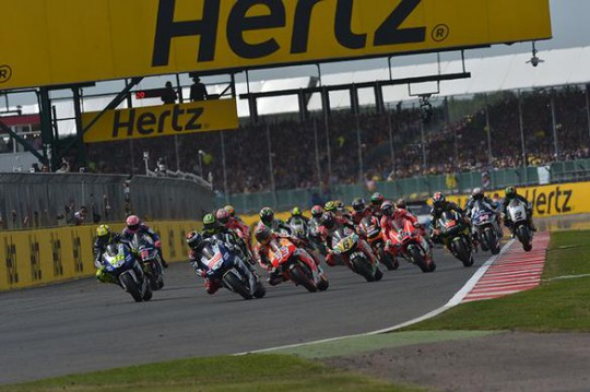 Silverstone Motogp Tickets And Camping   MotoGP 2017 Info, Video, Points Table
