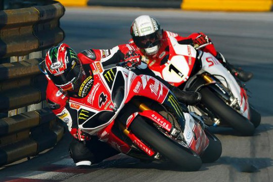 Hutchinson took an historic win last year but Rutter will be on the Milwaukee Yamaha