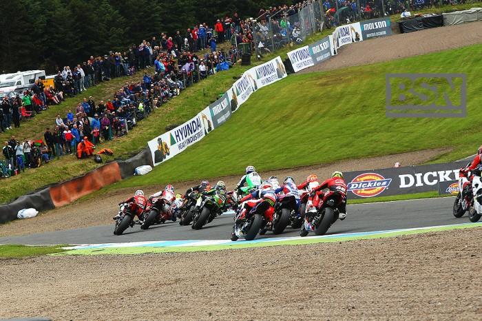 Knockhill BSB: Weekend race schedule and TV times - Bikesport News