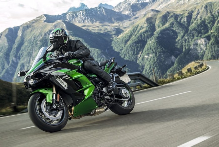 Kawasaki Releases Uk Prices For 2018 Models Bikesport News