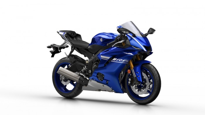 Official 2017 Yamaha YZF-R6 pics and spec released - Bikesport News