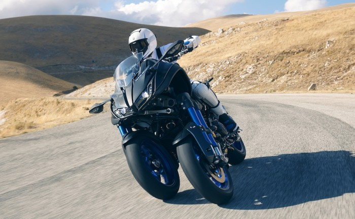Yamaha Niken - a bit of a minger? Or is it just us? Sure