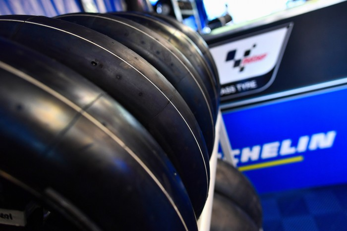 Michelin to take four rear slick options to MotoGP Silverstone