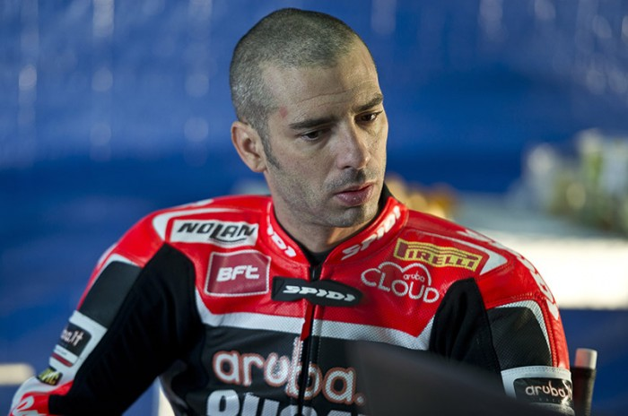 Melandri returns to WorldSBK this year