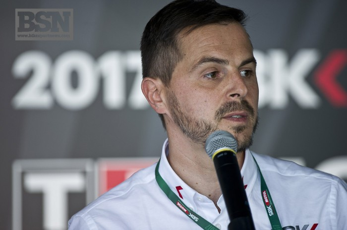 Carrera believes an exchange of riders with MotoGP is one solution