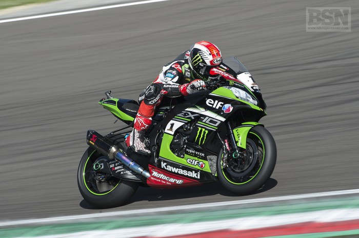 Rea wins in Imola to equal Fogarty record