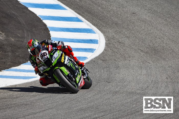 Win sees Jonathan Rea extend lead at top of World Superbike Championship