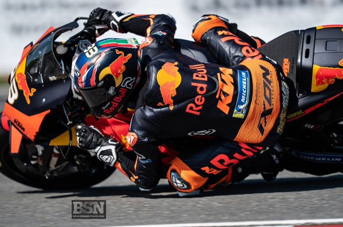 South African rookie Binder claims shock win in Brno