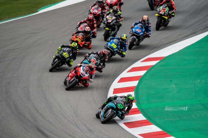 What The 2021 Motogp Grid Looks Like Right Now Bikesport News
