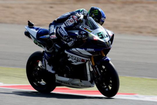 Laverty will have to find another ride after a stellar first season in WSB