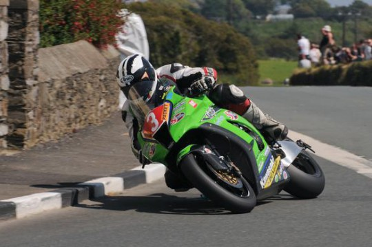 Michael Dunlop has seen success at Scarborough today
