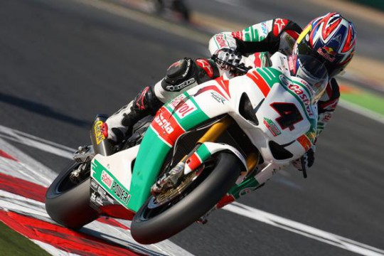 Rea was on fire and uncatchable in Superpole