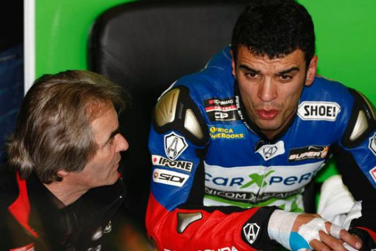 Sofuoglu is back in World Supersport for 2012