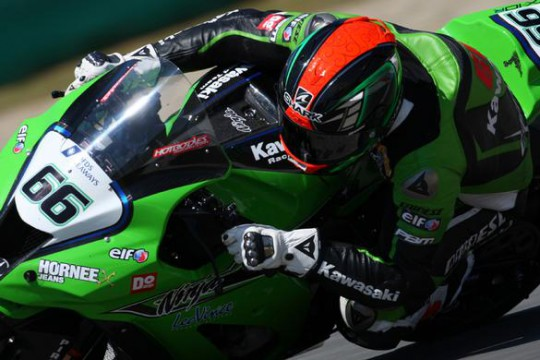 Sykes stays with Lascorz at Kawasaki for 2012