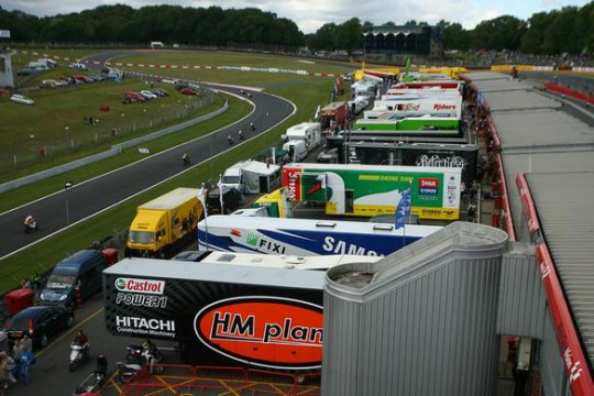 The 2012 paddock could look a lot different to this...