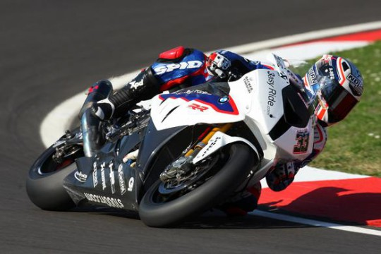 Melandri has two more sessions to cure his problems