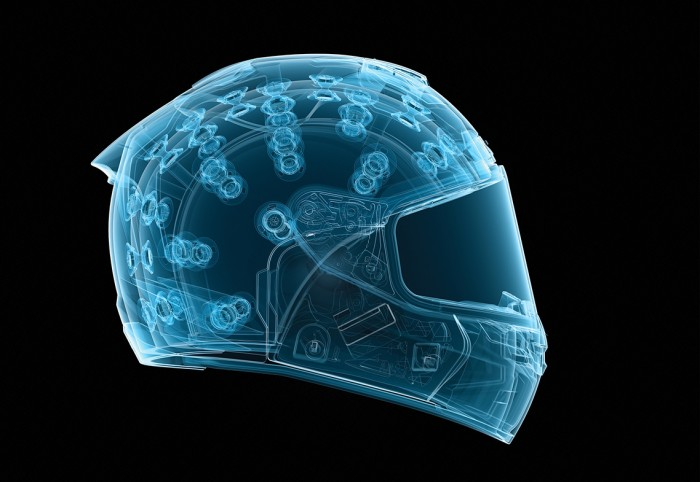 6D unveil revolutionary new helmet suspension design