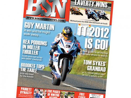Bikesportnews.com New issue of Bikesportnews com