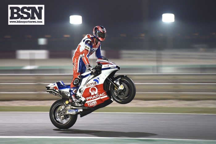 MotoGP Qatar: Saturday qualifying times and results
