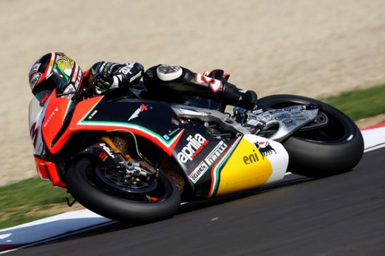 Biaggi extends his title lead to 30 points