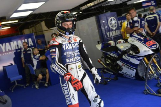 Lorenzo won't be switching to Honda then...