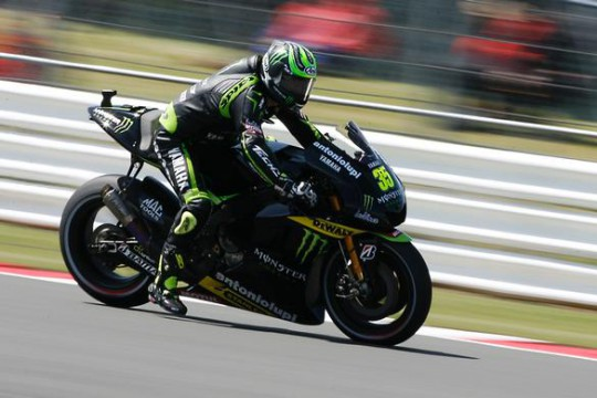 Crutchlow is to let the healing process do its thing