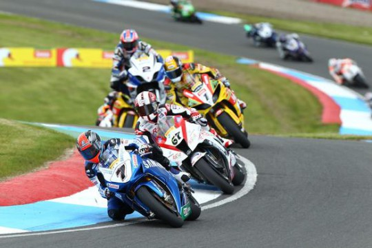 Laverty was untouchable after half-race distance