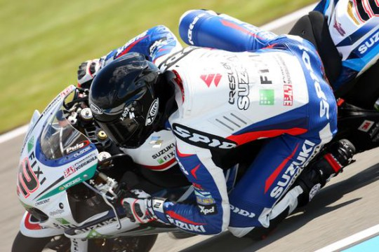 Camier is looking for a good Superpole performance