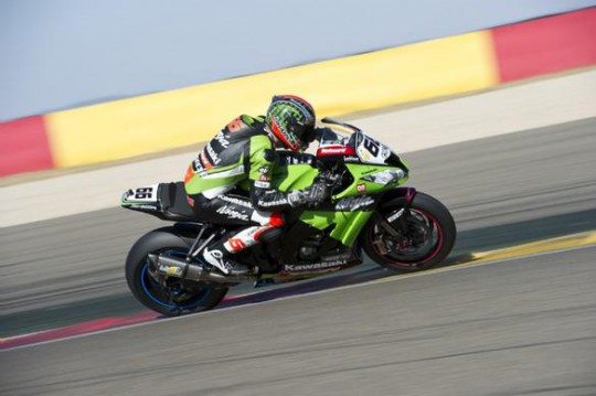 Sykes just edged out Melandri for top spot