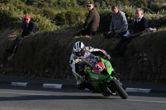 Michael Dunlop in action at last year's Southern